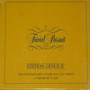 Trivial Pursuit : Édition Genus II