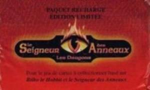 Le Seigneur des Anneaux CCG : Les Dragons