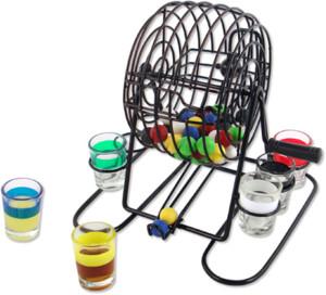 Bingo : jeu à boire
