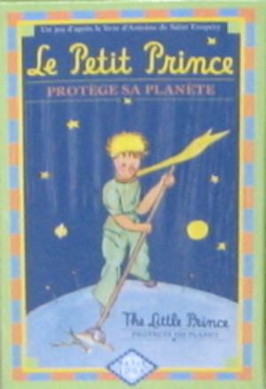 Le petit prince protège sa planète