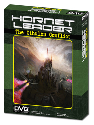 Hornet Leader : The Cthulhu Conflict
