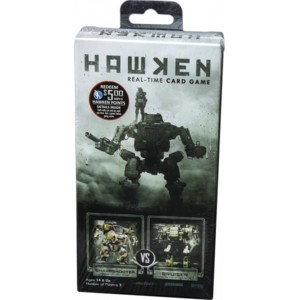 Hawken: Real-Time Card Game - Sharpshooter Vs Bruiser