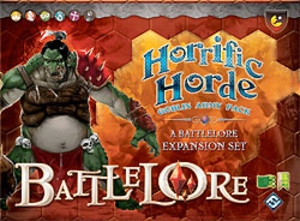 BattleLore : Horrific Horde