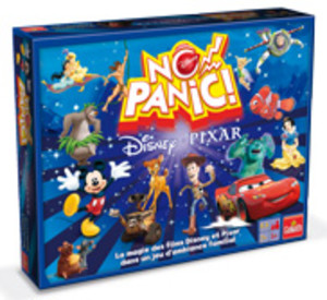 No Panic! - Disney Pixar