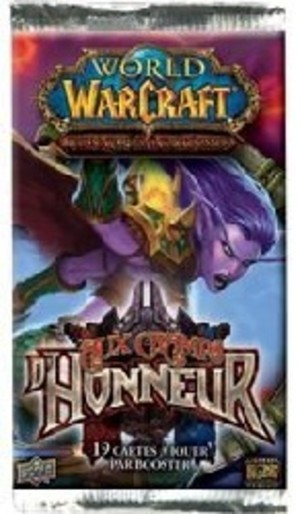 World of Warcraft JCC : Aux Champs d'Honneur
