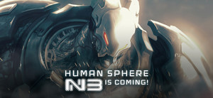 Infinity: Human Sphere N3 up for pre-order