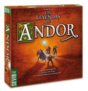 Las Leyendas de Andor