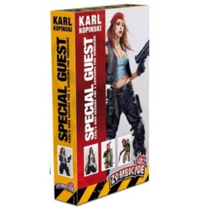 Zombicide : Special Guests : Karl Kopinsky