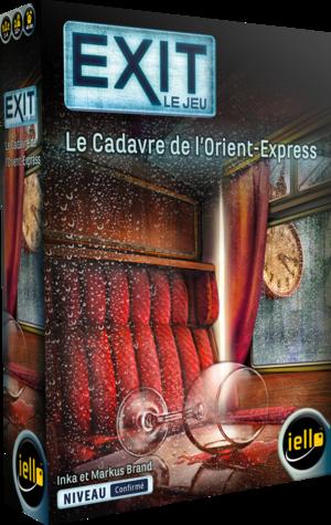 Exit : Le Cadavre de l'Orient Express