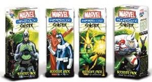 Marvel Heroclix - Sinister  Booster