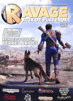 Ravage Magazine Hors Série n°05