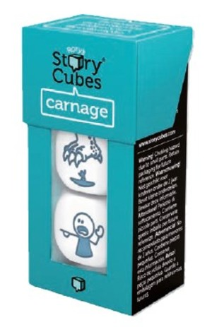 Rory's Story Cubes - Carnage