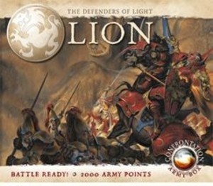 Confrontation Army box : Lion