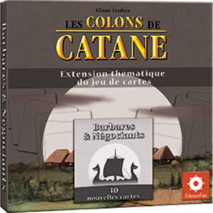 Les Colons de Catane : Barbares & Négociants