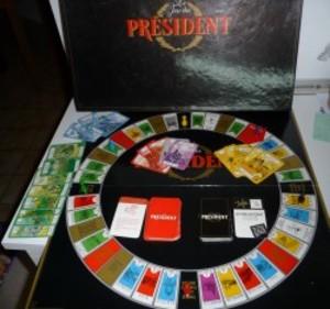 Le Jeu du Président