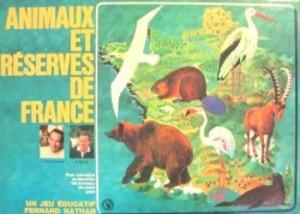 Animaux et Réserves de France