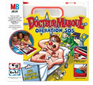 Docteur Maboul - Opération SOS