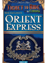 "Aventuriers du Rail Europe - Extension ""Orient Express"""