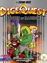 Dice Quest - Tower of Illusion