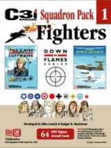 Down in Flames Squadron Pack 1: Fighters