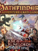 Pathfinder Adventure Card Game : Rise of the Runelords - Base Set