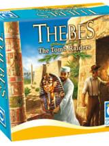 Thèbes: Le Jeu de Cartes - Les Pilleurs de Tombes