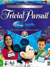 Trivial Pursuit - Disney Famille