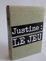 Justine : le Jeu