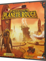 Mission : Planète Rouge