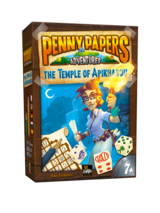Penny Papers Adventures: Le temple d'Apikhabou