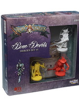 Rum And Bones : Bone Devils Heroes Set 1