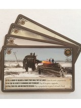 "Scythe - Extension ""Cartes 'Rencontre' promotionnelles n° 29 à 32"" (promo pack #1)"