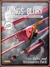 Wings Of Glory : Pack de règles et d'accessoires WW1