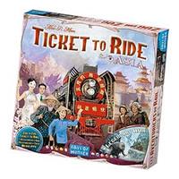 Les Aventuriers du Rail - Asie & Asie Légendaire