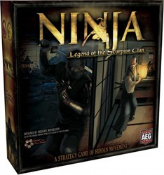 Ninja : Legend Of The Scorpion Clan