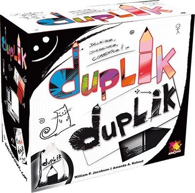 Duplik c'est Identik et en boutiks