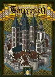 Couverture de la boîte du jeu Tournay