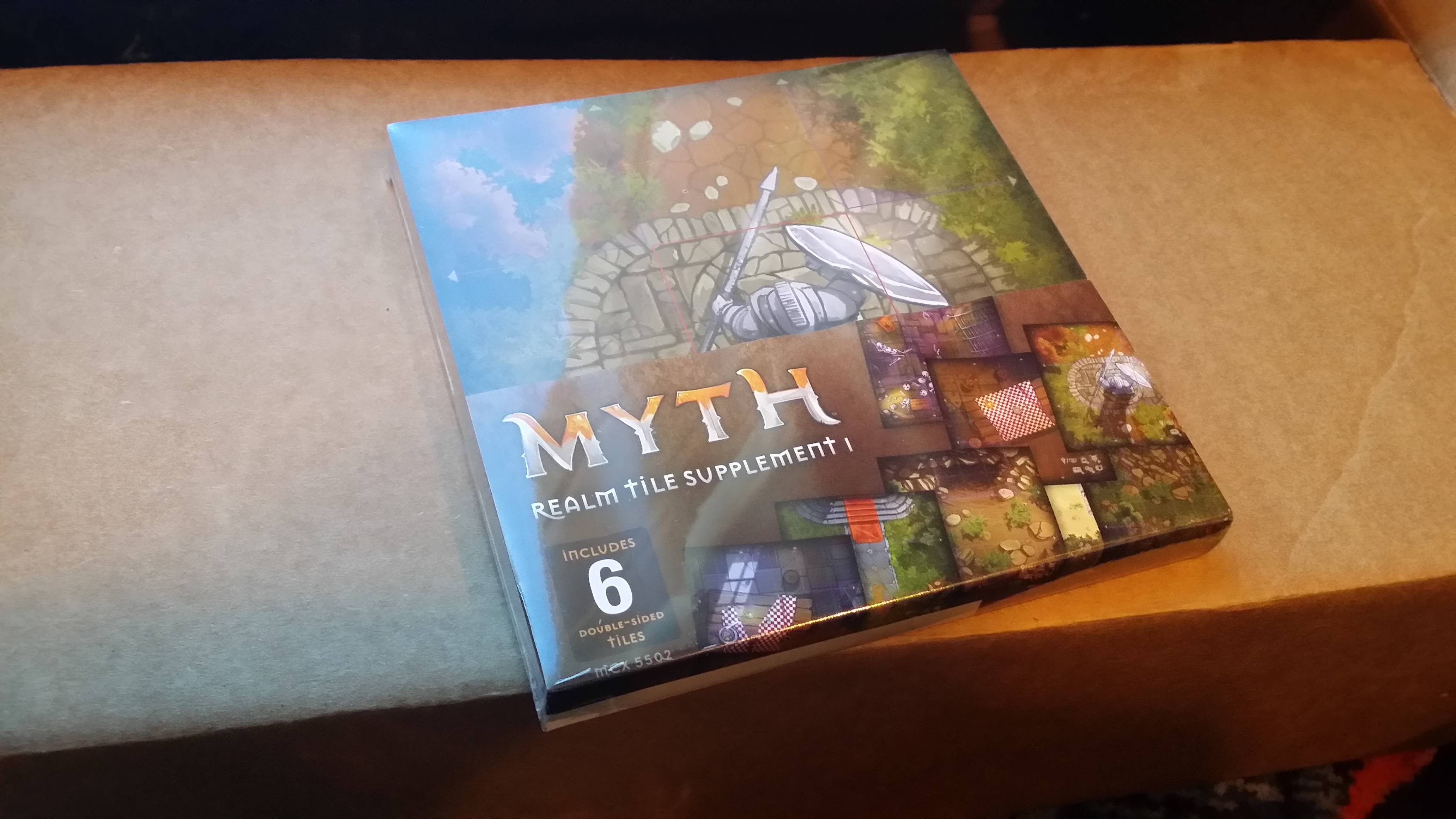 Myth - Realm tile Supplement 1