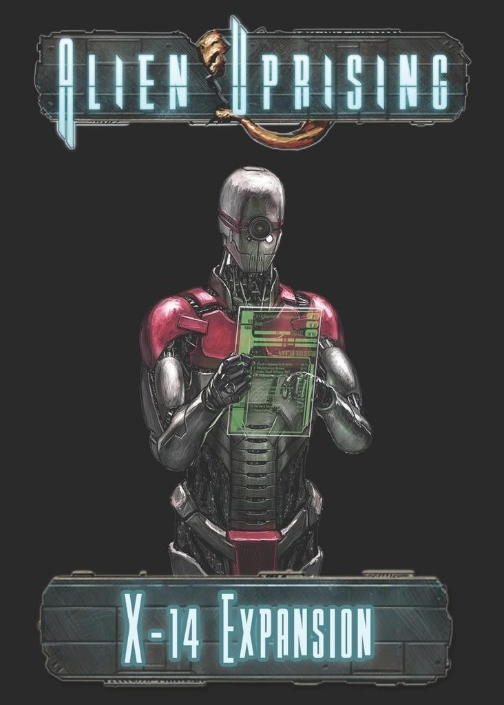 Alien Uprising : X-14