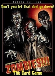 Zombies!!! The Card Game