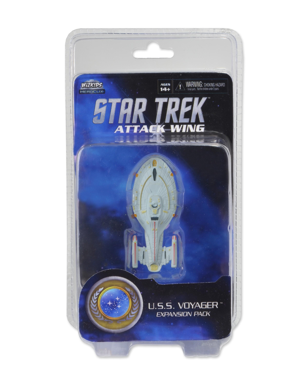 Star Trek : Attack Wing - Vague 4 - U.S.S. Voyager
