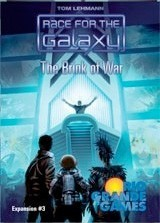 Race for the Galaxy : The Brink of War