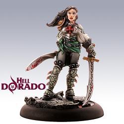 Hell Dorado : La Voyageuse