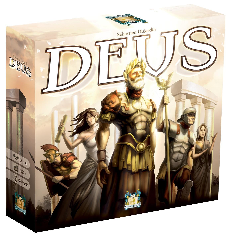 Deus : Les règles et les precommandes