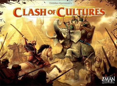 Clash of Culture est disponible !