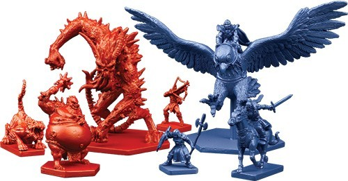 BattleLore Second Edition: figurines