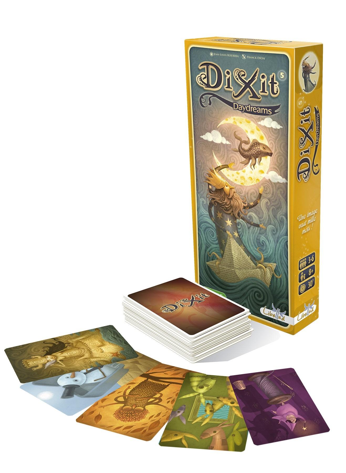 Dixit Daydreams (Dixit 5)