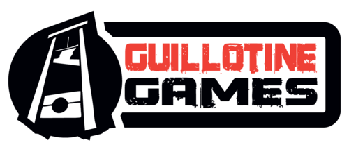 Logo Guillotine Games
