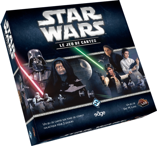 Star Wars - le jeu de cartes