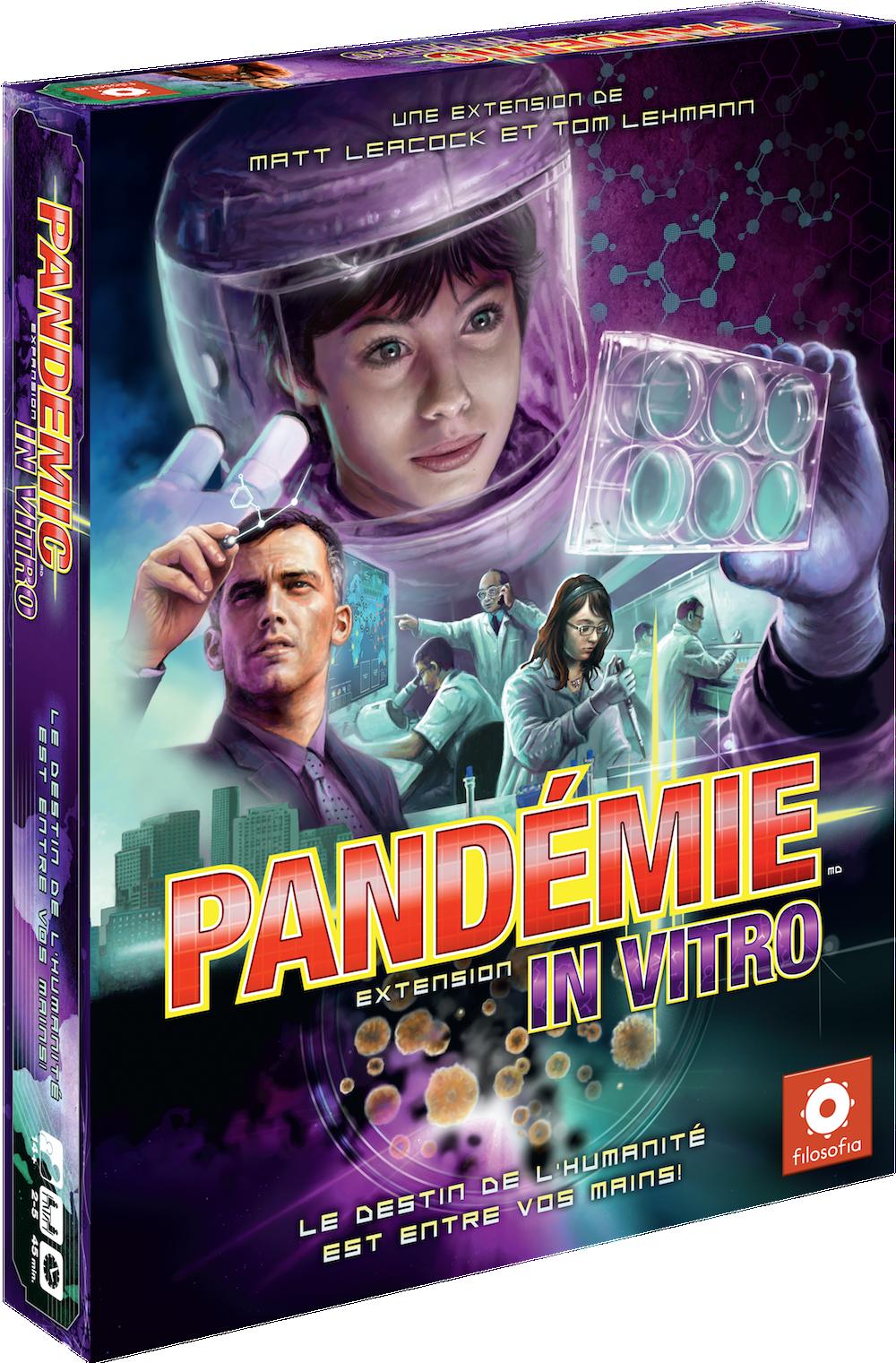 Pandémie - In Vitro